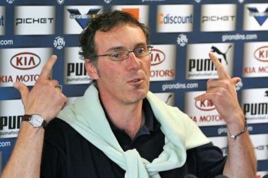 Prancūzijos futbolo rinktinės vairą gali perimti L.Blancas