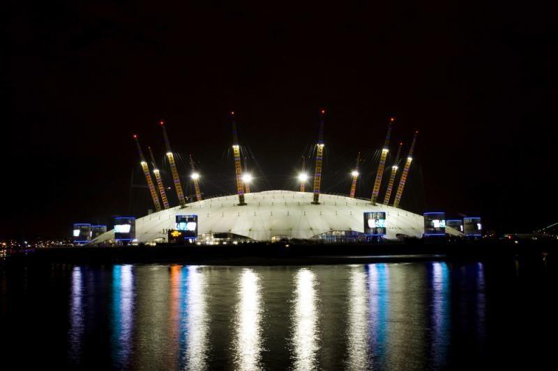 """E. Dragūnas truputį meluoja dėl savo koncerto Londono """"O2"""" arenoje"""