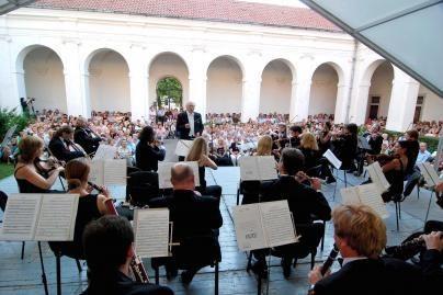 Pažaislio festivalyje – Rusijos orkestras