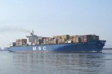 Klaipėdoje laukiama didžiausio konteinervežio per visą uosto istoriją