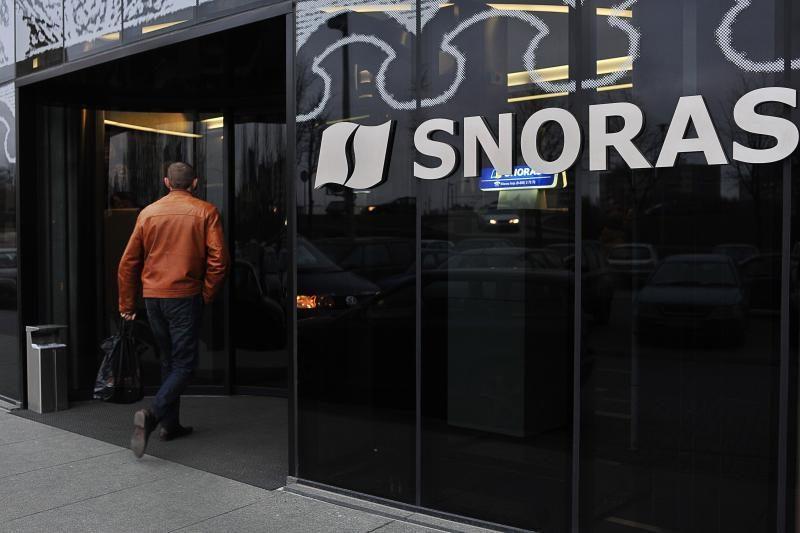 """V.Vasiliauskas: politikos """"Snoro"""" istorijoje nėra"""