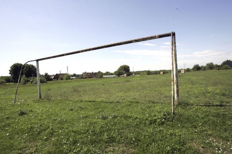 "Futbolo aikštynų kompleksą projektuos ""Hidrostatyba"