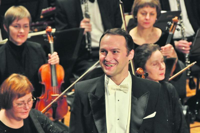 Su G.Rinkevičiaus orkestru – romantiškai ir aistringai
