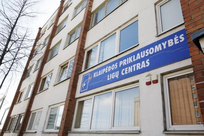 Klaipėdos priklausomybių ligų centras turi naują vadovą