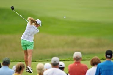 Sostinių golfo klubo sezono atidarymo varžybose varžėsi 90 dalyvių
