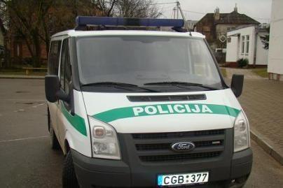 Per policines priemones — 2 tūkst. pažeidimų