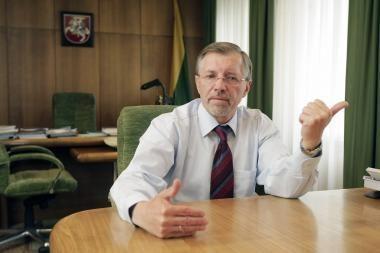 G.Kirkilas: A.Valinskas kandidatuos į Prezidentus