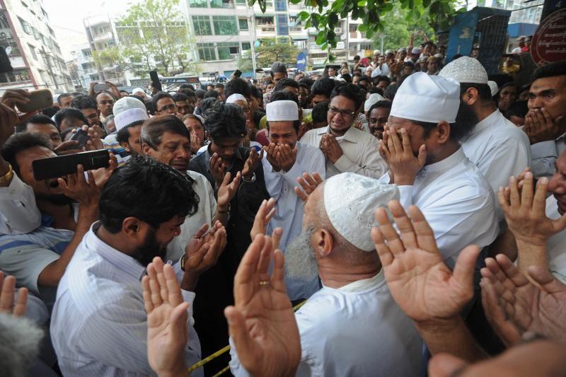 Mianmare per gaisrą musulmonų mokykloje žuvo 13 žmonių