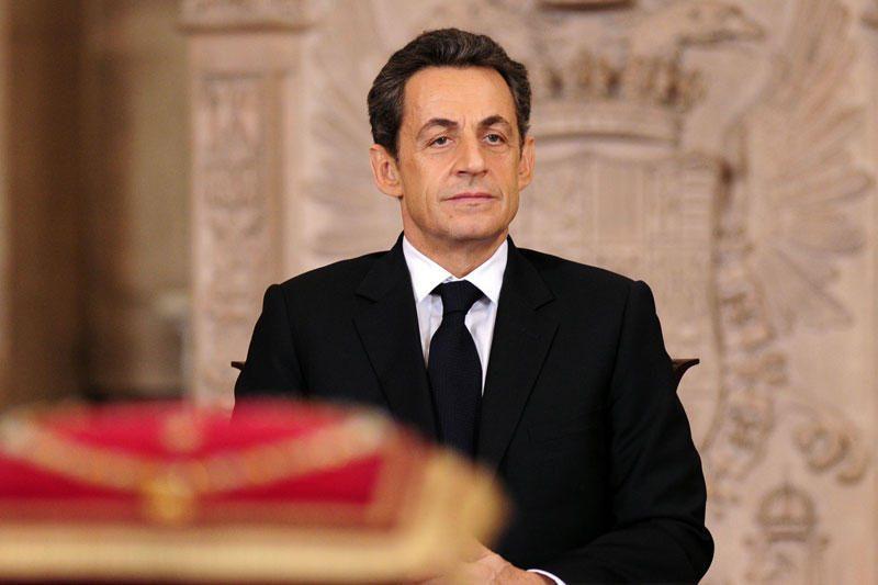 N.Sarkozy paskelbė sieksiąs prezidento posto