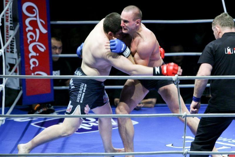 M. Sakalauskas pasiryžęs susigrąžinti Europos čempiono diržą