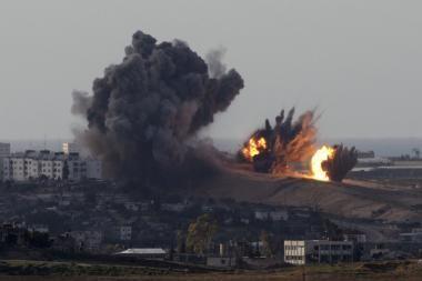Smurtas Izraeliui grįžta bumerangu