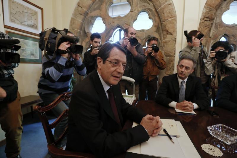 Kipras  bando  išsigelbėti nuo  bankroto