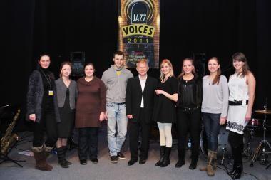 """Į Klaipėdą kviečia jubiliejinis """"Jazz Voices"""" konkursas (programa)"""
