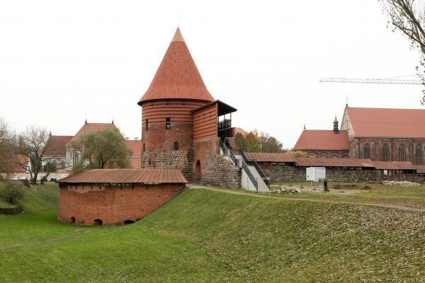 Kauno vardo paminėjimo 650 metų jubiliejus vyks prie Kauno pilies