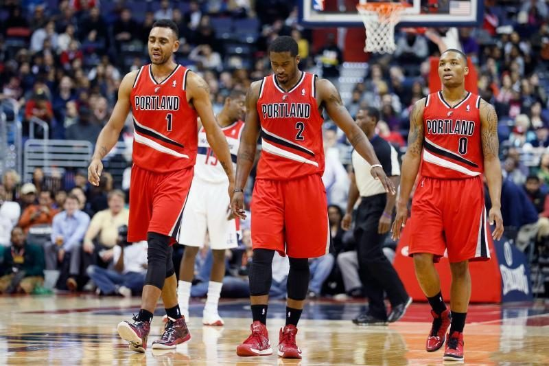 """NBA: """"Trail Blaizers"""" pergalė paskutinę sekundę (rezultatai)"""