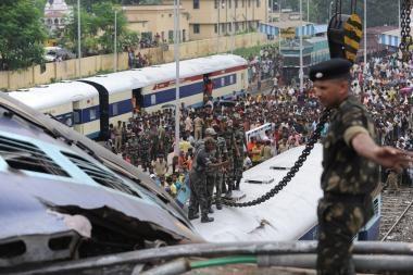 Indijos policija nukovė maoistų lyderį