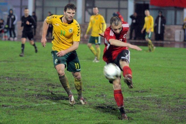 A lyga: karščiausi futbolo mūšiai užvirs Panevėžyje (turo anonsas)
