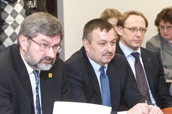 Opozicija išsirinko naują Vilniaus merą Vilių Navicką (atnaujinta 21 val.)