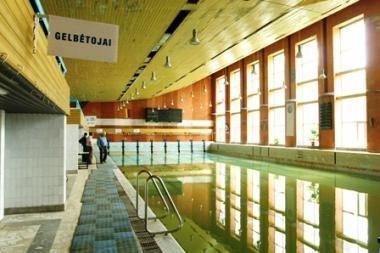 Lazdynų baseinas gali būti privatizuotas
