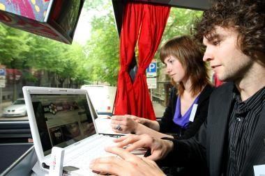 Tyrimas: Kaune interneto greitis didžiausias Europoje