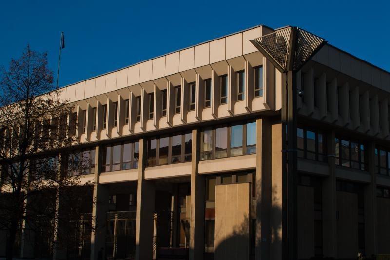 Finansų departamento vadovė D.Petrauskienė kasininkę kaltina šmeižtu