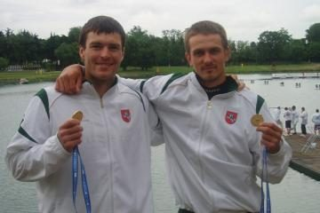 Kauno irkluotojai dalyvaus olimpinėse žaidynėse