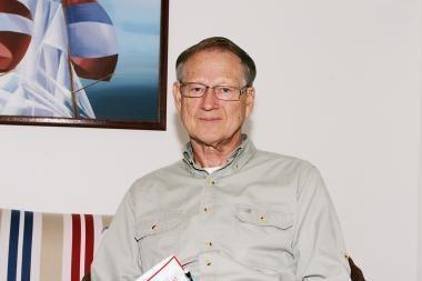 Ligoninės Garbės daktaru tapo švedas