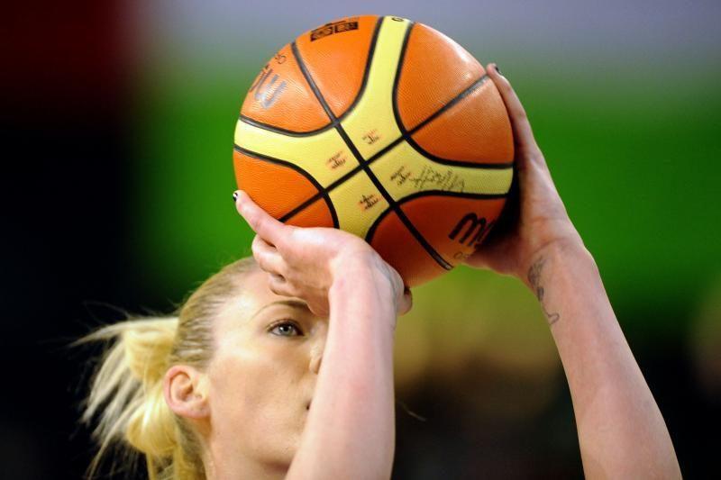 Ištraukti moterų Eurolygos krepšinio turnyro burtai