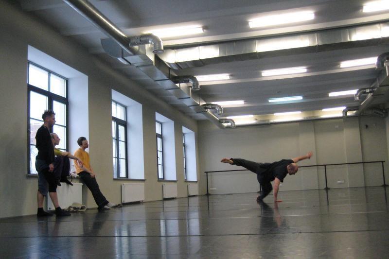 Lietuvis šoks garsaus danų choreografo spektaklyje