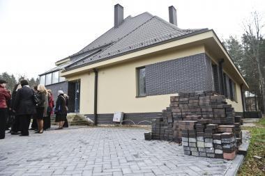 Nutraukta sutartis dėl premjero rezidencijos rekonstrukcijos