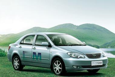 Kinijos rinkai - specialus elektromobilis