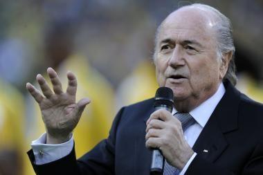 S.Blatteris atgailauja dėl teisėjų klaidų ir žada pokyčių
