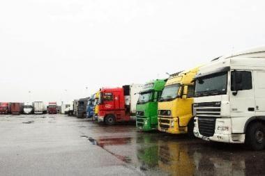 Lietuvoje atidaryta moderniausia krovininių automobilių saugojimo aikštelė