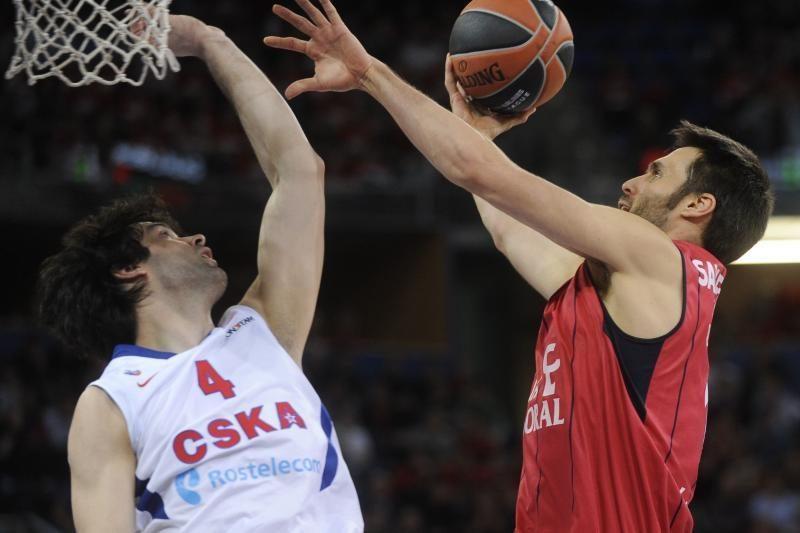 CSKA iškovojo kelialapį į Eurolygos finalinį ketvertą