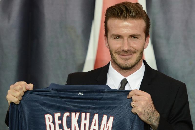 J.Bartonas: Beckhamas yra didelė žvaigždė, tačiau tik už aikštės ribų