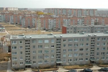 Lengvatiniams būsto kreditams Klaipėdoje – 300 kartų mažiau litų