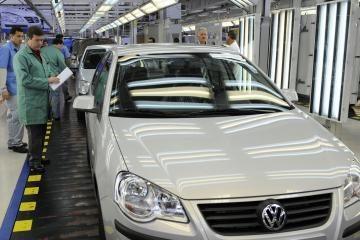 Vokietijoje kruša apgadino 30 tūkst. naujų automobilių