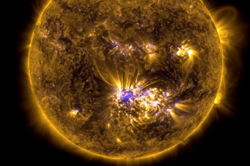 Saulė į Žemę netrukus atsisuks ypač aktyvia puse