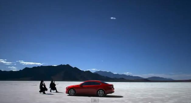 """Naujasis """"Mazda6"""" universalas debiutuos Paryžiuje"""