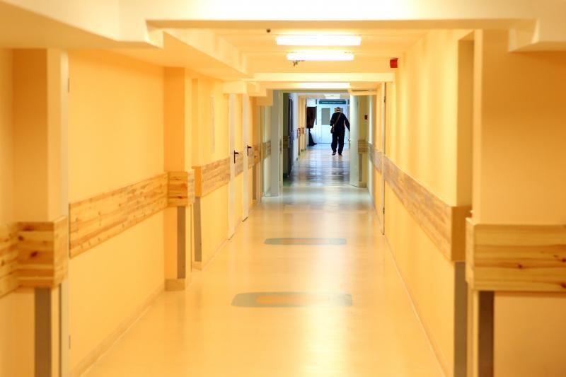 Vilniaus ligoninėje mirė galvą susimušęs berniukas