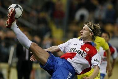UEFA: M.Stankevičiaus klubas užsitikrino vietą atkrintamosiose varžybose