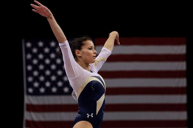 Vos 25 sulaukusi JAV gimnastikos žvaigždė A. Sacramone baigia karjerą