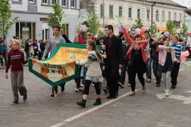 Ukmergės miesto šventėje krizė buvo pamiršta