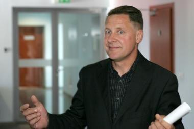 Buvęs Valstybės turto fondo vadovas P.Milašauskas išteisintas