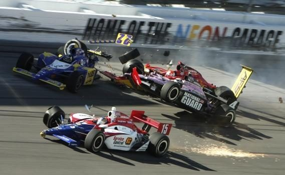 Tragiškiausios avarijos automobilių sporte (top10)