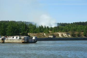 Miškuose sausa, gaisro pavojus didelis (papildyta)