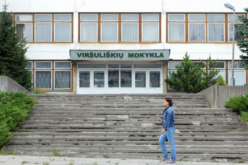 Vilniuje melagingai grasinta susprogdinti Viršuliškių vidurinę mokyklą