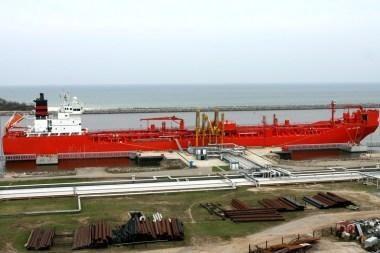 """Pirmąjį ketvirtį """"Klaipėdos naftos"""" pajamos išaugo 8 procentais"""