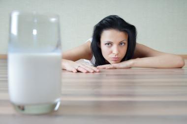 """Britanijoje gali nebelikti pieno, pažymėto ženklu """"šviežias"""""""