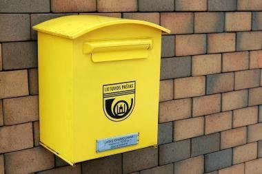 Lietuvos pašto nuostoliai sumažėjo penkis kartus – iki beveik 14 mln. litų